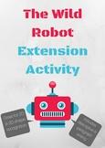 The Wild Robot - Math & Writing Extension Activities