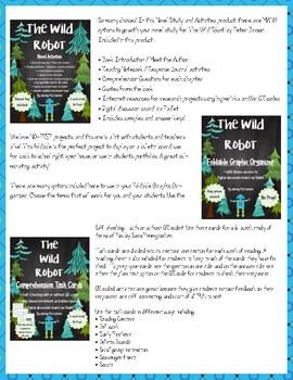 The Wild Robot - Mega Bundle!