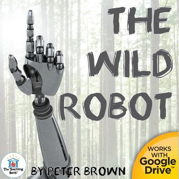 The Wild Robot Novel Study Book Unit