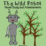 The Wild Robot Novel Study - The Wild Robot Activities - The Wild Robot Test