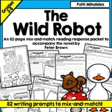 The Wild Robot Reading Comprehension Novel Study