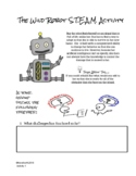 The Wild Robot S.T.E.A.M Activity