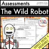 The Wild Robot: Tests, Quizzes, Assessments