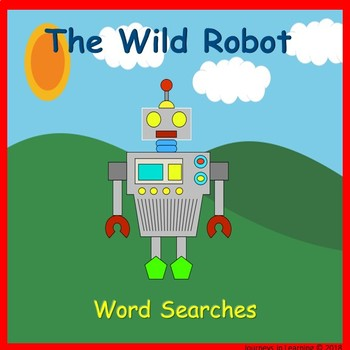 The Wild Robot Word Searches