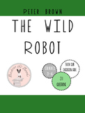 The Wild Robot by Peter Brown Book Club Discussion Guide