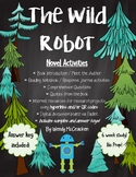 The Wild Robot by Peter Brown - Novel Study and Activities