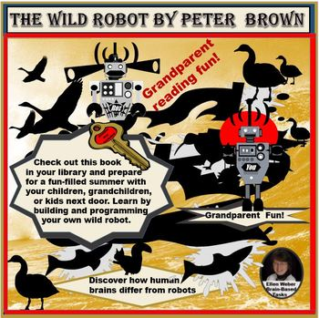 The Wild Robot for Grandparents, Young Readers and Fun Adventures!