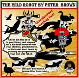 The Wild Robot for Grandparents, Young Readers and Fun Adv