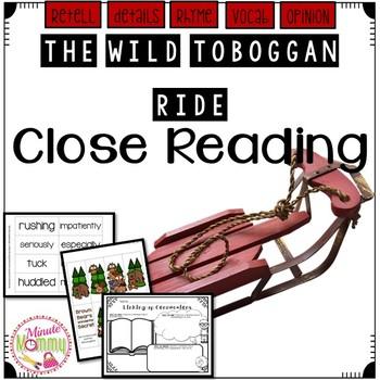 The Wild Toboggan Ride: A Close Read