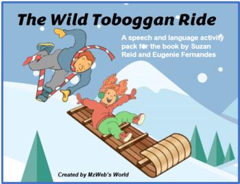 The Wild Toboggan Ride: Activity pack for speech-language pathologists
