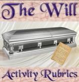 The Will Drama Activity Rubrics