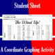 The Wind Up - A Baseball Coordinate Graphing Activity