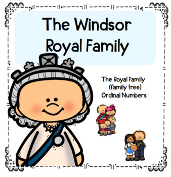 The Windsor Royal Family Tree