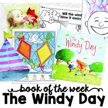 The Windy Day {Picture Book Study}