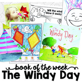 The Windy Day {Preschool Plans and Printables}