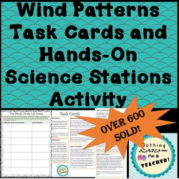 Hands-on Coriolis Effect and Global Wind Patterns Lab by ...