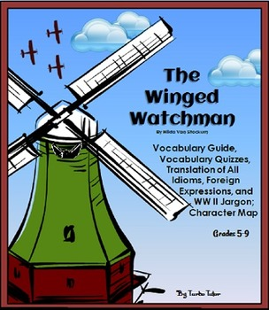 The Winged Watchman Vocabulary Study