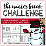 The Winter Break Challenge: A Winter Break Activity Booklet