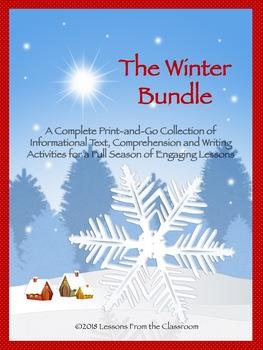 New Years Activities 2019 : The Winter Bundle