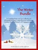 New Years Activities 2021 : The Winter Bundle