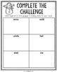 The Winter Challenge