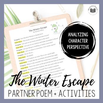 """The Winter Escape"" {A Seasonal Partner Poem}"