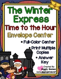 The Winter Express Time to the Hour Envelope Center