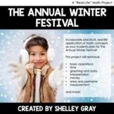 The Winter Festival Math Project: Real-Life Math Project |