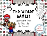 The Winter Games! An Original Poem for Elementary Students