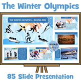 The Winter Olympics - PyeongChang 2018 - PowerPoint Presentation
