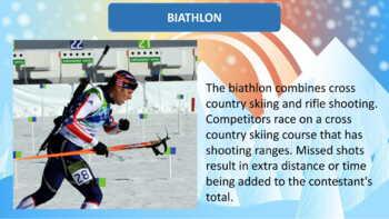 The Winter Olympics - PyeongChang 2018 - PowerPoint Presentation