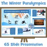 The Winter Paralympics - PyeongChang 2018 - 60 Slide Presentation