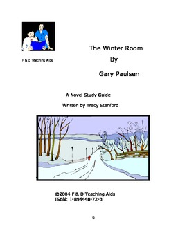The Winter Room Novel Study Guide
