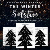 The Winter Solstice Close Reading Vocabulary and Comprehen