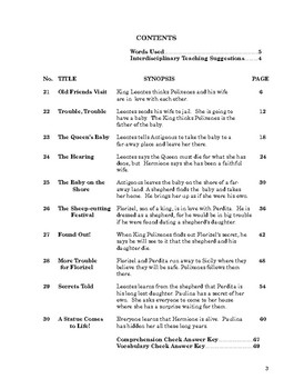 The Winter's Tale eBook 10 Chapter Reader
