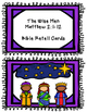 The Wise Men Print and Go Pack - Christmas Bible Lesson