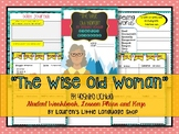 The Wise Old Woman Activity Sheet and Graphic Organizer