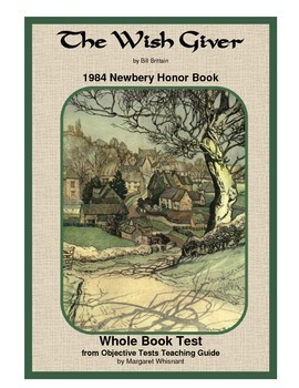 Wish Giver Whole Book Test