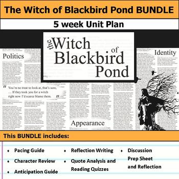 The Witch of Blackbird Pond Unit