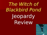 The Witch of Blackbird Pond by Elizabeth George Speare - J