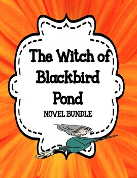 The Witch of Blackbird Pond - Novel Activities Unit