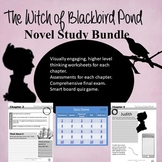 The Witch of Blackbird Pond Novel Study Bundle