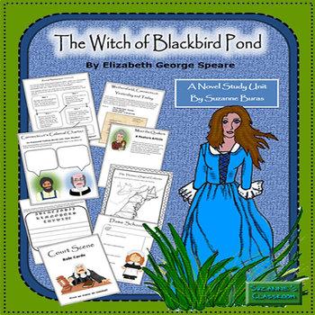The Witch of Blackbird Pond: Novel Study Unit