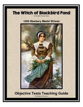The Witch of Blackbird Pond Objective Tests Teaching Guide