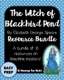 The Witch of Blackbird Pond Resource and Activity Pack