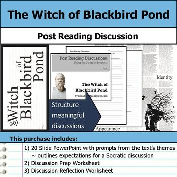 The Witch of Blackbird Pond - Socratic Method - Post Reading Discussions