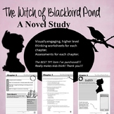 The Witch of Blackbird Pond Novel Study Student Workbook