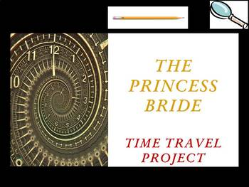 The Princess Bride by William Goldman - Time Travel Profiling Project