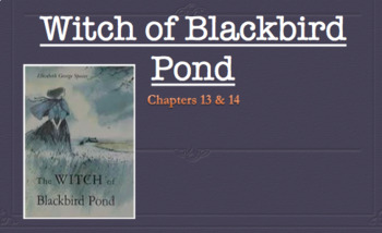 The Witch of Blackbird Pond Vocabulary PowerPoint Ch 13 + 14