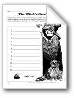 The Witch's Grocery List